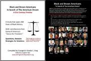 Black Americans in Search of the American Dream - Evangelist Alveda C. King