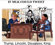 If MLK Could Tweet