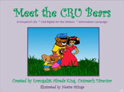 Meet The CRU Bears - Evangelist Alveda C. King