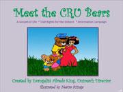 Meet The CRU Bears - Evangelist Alveda C. King
