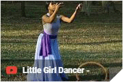 Little Girl Dancer - The Latter Rain Project