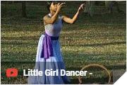 Little Girl Dancer - The Latter Rain Project