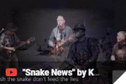 Snake News - Kevin Burke & Henry Genarria